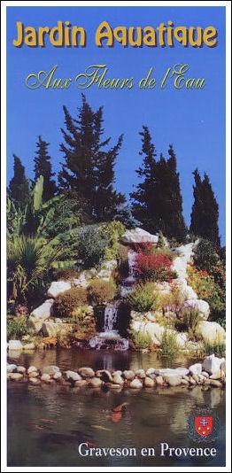 Le Jardin Aquatique Aux Fleurs De L 39 Eau
