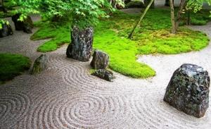 Création d\'un jardin japonais chez soi
