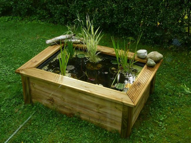 Bassin De Jardin Hors Sol En Kit Meilleures Id Es Cr Atives Pour La Conception De La Maison